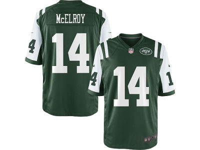 New York Jets Greg McElroy Nike NFL Men's Game Jersey
