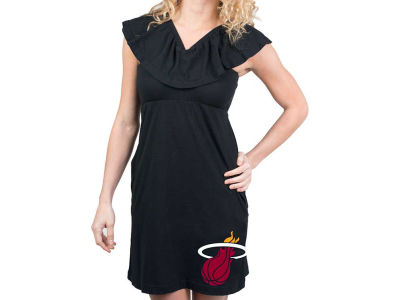 Miami Heat NBA Womens Big Fan 3-Way Dress