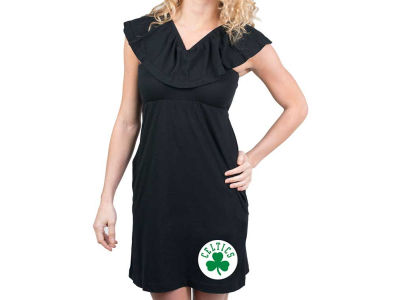 Boston Celtics NBA Womens Big Fan 3-Way Dress