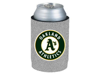 Oakland Athletics Glitter Can Coozie