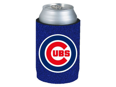 Chicago Cubs Glitter Can Coozie