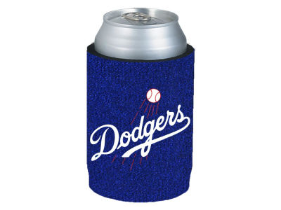 Los Angeles Dodgers Glitter Can Coozie