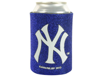 New York Yankees Glitter Can Coozie
