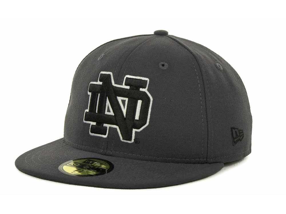 c2a415ecc0a Notre Dame Fighting Irish New Era NCAA Gray