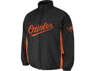 Baltimore Orioles Majestic MLB Men's Double Climate On-Field Jacket