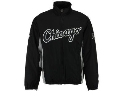 Chicago White Sox Majestic MLB Men's Double Climate On-Field Jacket
