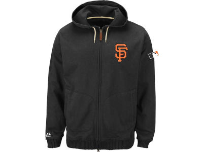San Francisco Giants Majestic MLB Men's AC Clubhouse Fleece Hoodie