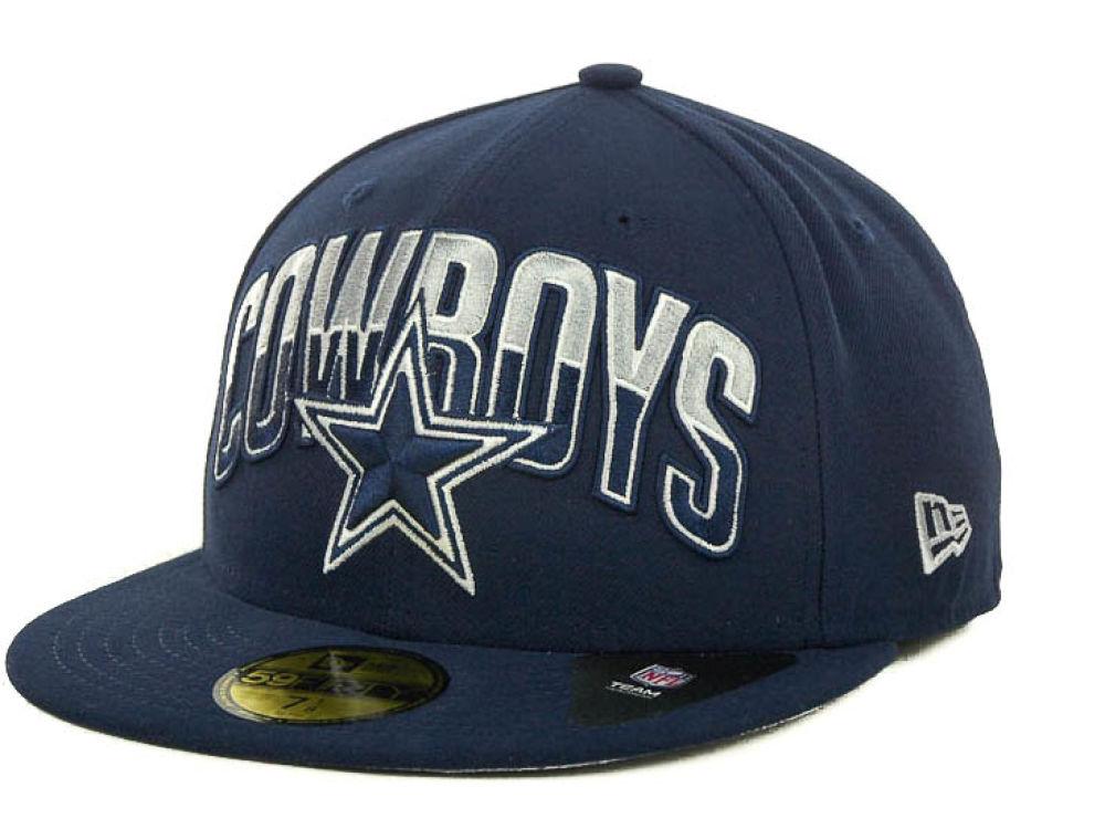 Dallas Cowboys New Era NFL Kids 2013 Draft 59FIFTY Cap  ea221fd3db6