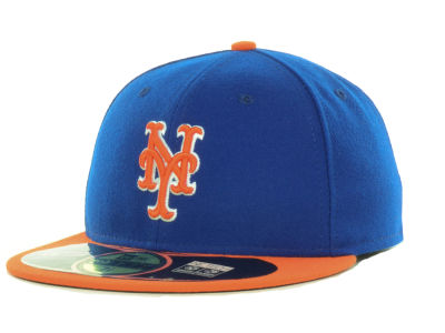 New York Mets New Era MLB Authentic Collection 59FIFTY Cap
