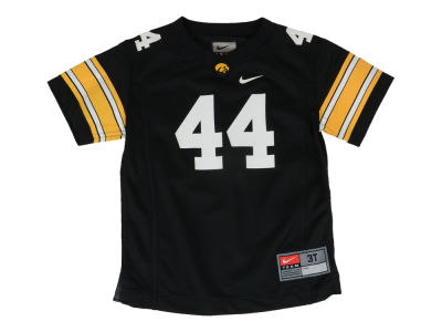 Iowa Hawkeyes NCAA Toddler Replica Football Game Jersey
