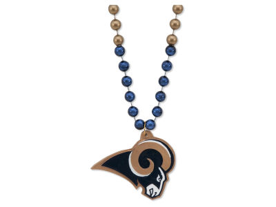 Los Angeles Rams Team Logo Beads-Rico