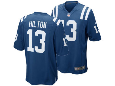 Indianapolis Colts T. Y. Hilton Nike NFL Youth Game Jersey