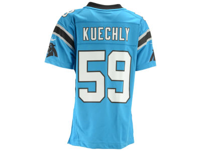 Carolina Panthers Luke Kuechly Nike NFL Youth Game Jersey