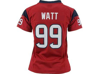Houston Texans J. J. Watt Nike NFL Youth Game Jersey