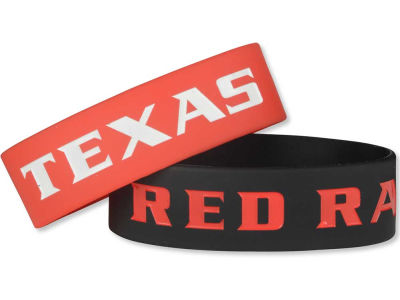 Texas Tech Red Raiders 2-pack Wide Bracelet