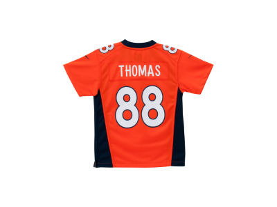 Denver Broncos Demaryius Thomas Nike NFL Youth Game Jersey