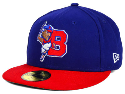 Buffalo Bisons New Era MiLB AC 59FIFTY Cap