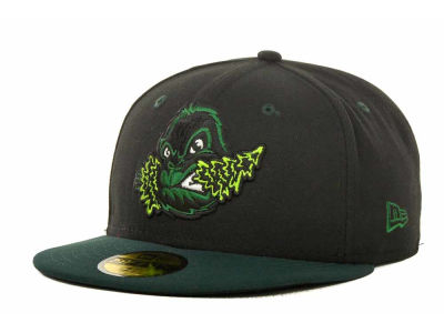 Eugene Emeralds New Era MiLB AC 59FIFTY Cap