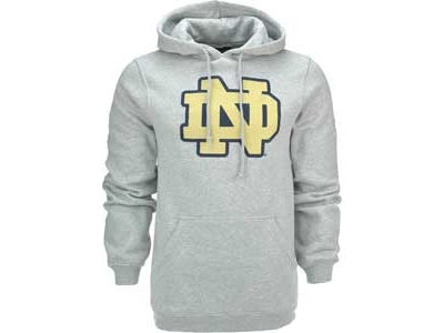 Notre Dame Fighting Irish adidas NCAA Mens School Logo Hoodie