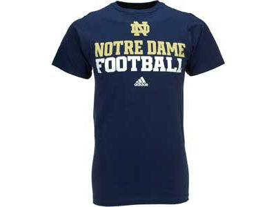 Notre Dame Fighting Irish adidas NCAA Men's Practice T-Shirt