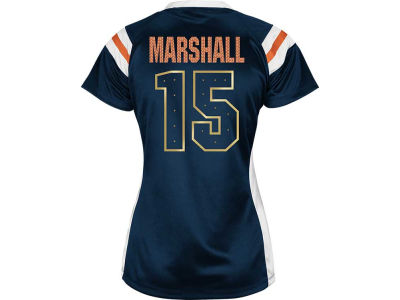 Chicago Bears Brandon Marshall NFL Womens Draft Him III Top