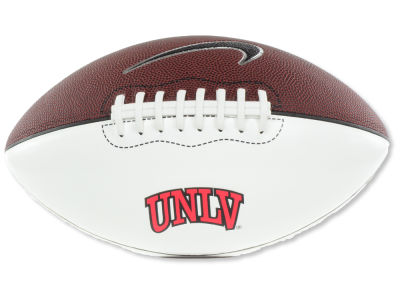 UNLV Runnin Rebels Autograph Football