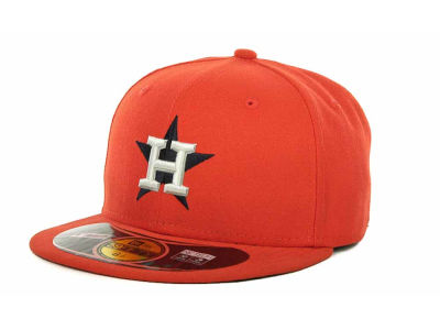 Houston Astros New Era Kids Auth Coll XP Cap