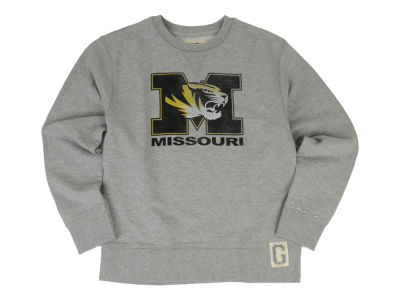Missouri Tigers NCAA Youth Owen Crew Fleece