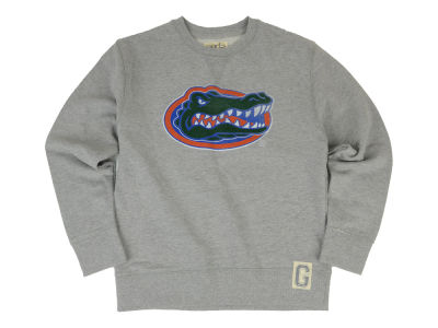 Florida Gators NCAA Toddler Owen Crew Fleece Sweatshirt