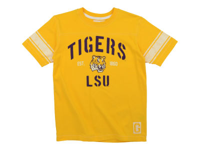 LSU Tigers NCAA Youth Brett T-Shirt