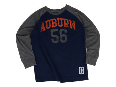 Auburn Tigers NCAA Youth Dane Long Sleeve T-Shirt