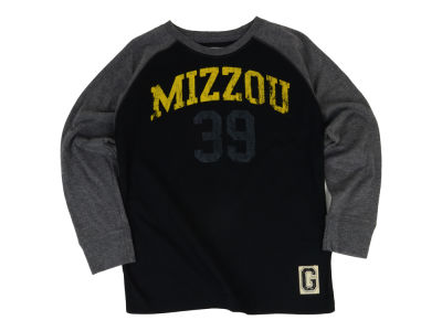 Missouri Tigers NCAA Youth Dane Long Sleeve T-Shirt