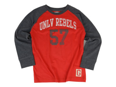 UNLV Runnin Rebels NCAA Youth Dane Circle Long Sleeve T-Shirt