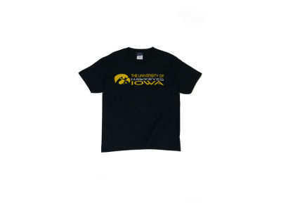Iowa Hawkeyes NCAA Youth John T-Shirt