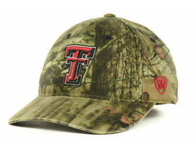 Texas Tech Red Raiders Top of the World NCAA Resistance One-Fit Cap