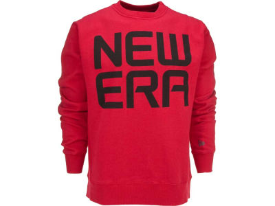 New Era Stacked Crew Sweatshirt