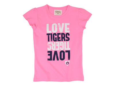 Auburn Tigers NCAA Girls Nora T-Shirt