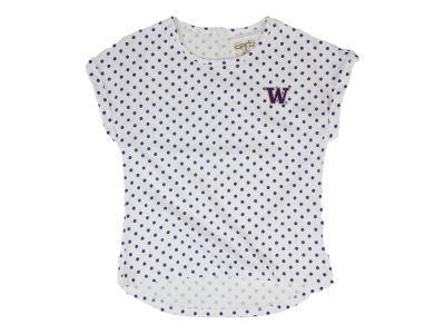 Washington Huskies NCAA Girls Mia Top