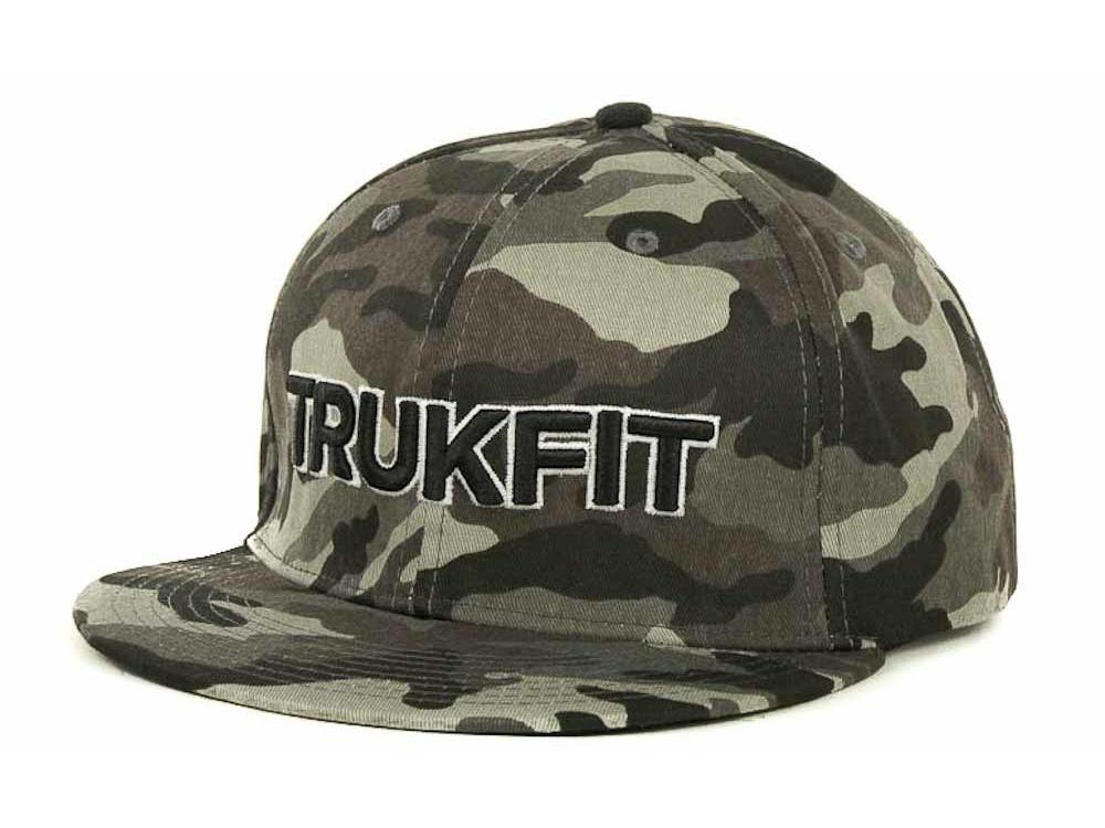 2566cbb7dc0 Trukfit Camo Culture Snapback Cap