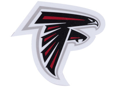 Atlanta Falcons 4x4 Die Cut Decal Color