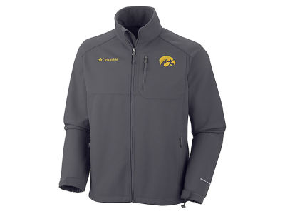 Iowa Hawkeyes NCAA Ascender Softshell Jacket