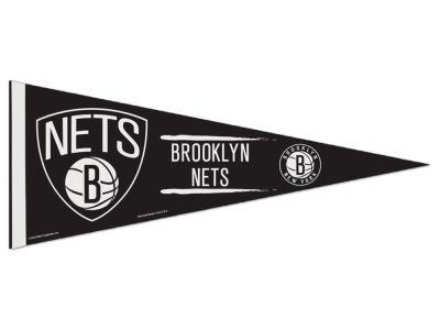 New Jersey Nets 12x30 Premium Quality Pennant