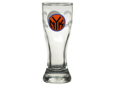 New York Knicks Satin Etch Mini Pilsner
