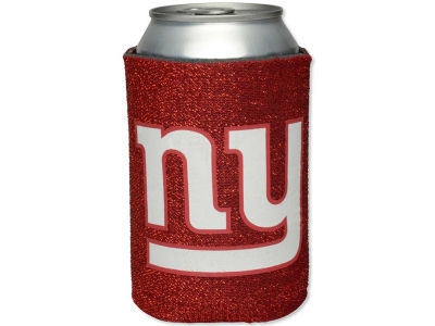 New York Giants Glitter Can Coozie