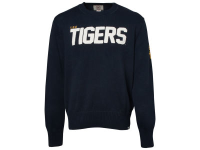 LSU Tigers NCAA Endzone Sweater