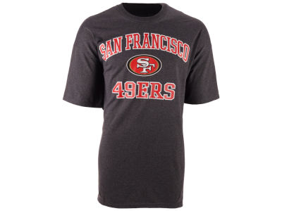 San Francisco 49ers NFL Heart and Soul T-Shirt