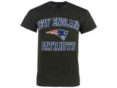 New England Patriots NFL Heart and Soul T-Shirt
