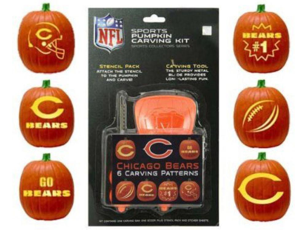 Chicago Bears Pumpkin Carving Kit