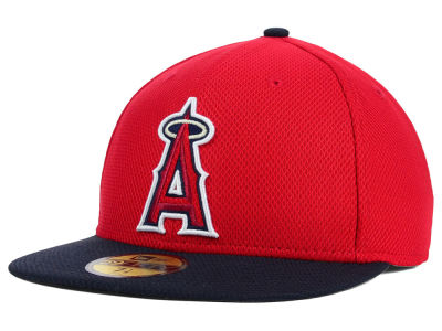 Los Angeles Angels New Era MLB Diamond Era BP 59FIFTY Cap