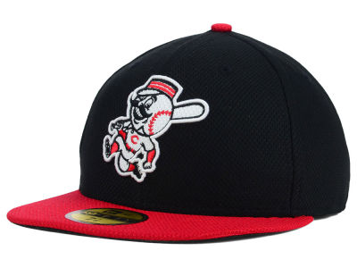 Cincinnati Reds New Era MLB Diamond Era BP 59FIFTY Cap